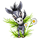 Grey Donkey - GraphicRiver Item for Sale