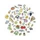 Set of Italian Cuisine Doodles - GraphicRiver Item for Sale