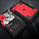 Vertical Photography Creative Business Card - GraphicRiver Item for Sale