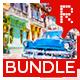 Sketch Set Bundle Photoshop Action - GraphicRiver Item for Sale
