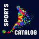 Sportswear Catalog Template - GraphicRiver Item for Sale