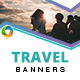 Trave HTML5 Banners - 7 Sizes - CodeCanyon Item for Sale