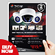 Product Sale Flyer - CCTV - GraphicRiver Item for Sale