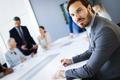 Meeting Corporate Success Business Brainstorming Teamwork Concept - PhotoDune Item for Sale