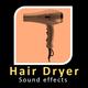 Hair Dryer Sound - AudioJungle Item for Sale