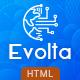 Evolta - High Tech Startups HTML Template - ThemeForest Item for Sale