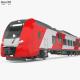 Siemens Lastochka - 3DOcean Item for Sale