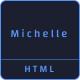 Michelle - vCard / Resume / CV Template - ThemeForest Item for Sale