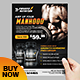 Supplement Product Flyer - GraphicRiver Item for Sale