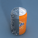 Canned fanta