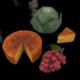 Pack of 45 Medieval Food Assets - 3DOcean Item for Sale