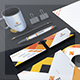 Corporate Branding Stationary Identity - GraphicRiver Item for Sale