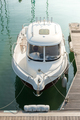 small boat on calm water - PhotoDune Item for Sale