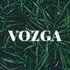 Vozga - OnePage Creative Agency Parallax template - ThemeForest Item for Sale