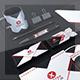 Xeotek Stationary Branding Identity - GraphicRiver Item for Sale