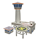Air Traffic Control Tower - 3DOcean Item for Sale