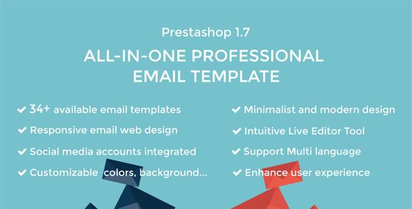 Leo Fuho- Advanced Prestashop Email Template