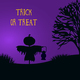 Trick or Treat Spooky Halloween Flyer - GraphicRiver Item for Sale