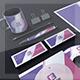 Evoen Branding Stationary Identity - GraphicRiver Item for Sale