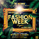Fashion Week Poster - GraphicRiver Item for Sale