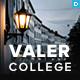 Valer - School & College WordPress Theme - ThemeForest Item for Sale
