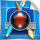 Professional Tool: iOS Camera Icon Maker - GraphicRiver Item for Sale