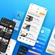 Aurora - Stunning Real Estate iOS App UI Kit - GraphicRiver Item for Sale
