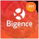 Bigence Agency Presentation Template - GraphicRiver Item for Sale