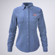 Women's Work Shirt Mock-Up - GraphicRiver Item for Sale