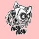 Cat Skull - GraphicRiver Item for Sale