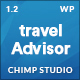 Travel Advisor Responsive WordPress Theme - ThemeForest Item for Sale
