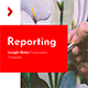 Reporting Multipurpose Google Slides Template - GraphicRiver Item for Sale