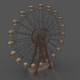 Pripyat Ferris Wheel - 3DOcean Item for Sale