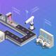 Smart Industry Flowchart - GraphicRiver Item for Sale