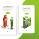 Gas Station Vertical Banners - GraphicRiver Item for Sale