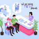 Reproduction Isometric Illustration - GraphicRiver Item for Sale