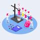 Chemistry Vaccines Development Composition - GraphicRiver Item for Sale