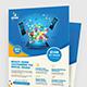 Social Media Marketing Flyer - GraphicRiver Item for Sale