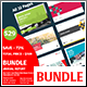 Landscape Annual Report Bundle - GraphicRiver Item for Sale