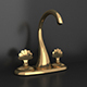 Ottoman Style gold material tap_03 - 3DOcean Item for Sale Ottoman Style gold material tap_04 - 3DOcean Item for Sale