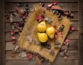 pears on wood - PhotoDune Item for Sale