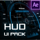HUD UI Elements Pack - VideoHive Item for Sale
