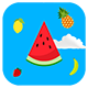 FRUIT WAR WITH ADMOB - ANDROID STUDIO & ECLIPSE FILE - CodeCanyon Item for Sale