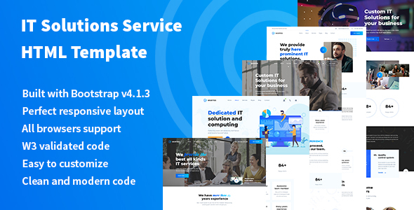 Murtes - IT Solutions and Services Company HTML Template