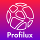 Profilux - Creative Website - ThemeForest Item for Sale