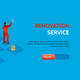 Home Repair Service Banner - GraphicRiver Item for Sale