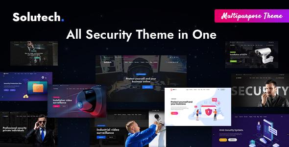 Solutech - Security Multipurpose