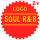 Soul R&B Luxury Hip Hop Logo - AudioJungle Item for Sale