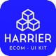 Harrier - React Native E-Commerce UI Kit Template - CodeCanyon Item for Sale