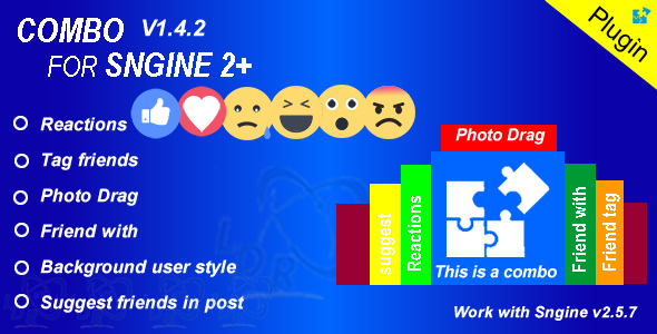 Plugin Combo For Sngine Download